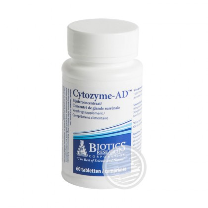 Cytozyme-AD™ 60 Tbl --> Alternative Adrenal Cortex
