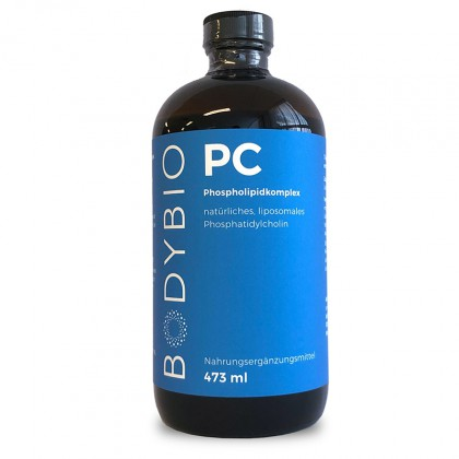 Phosphatidyl Choline aktives PC Liquid 473 ml