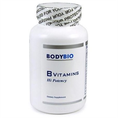 B Vitamins (Hi Potency) 240 Kps