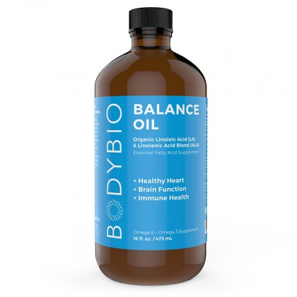BodyBio Balance Oil 473 ml