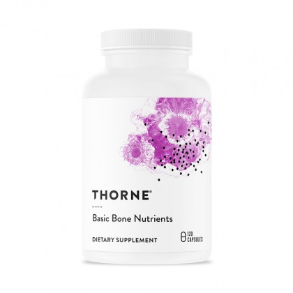 Basic Bone Nutrients 120 Kps