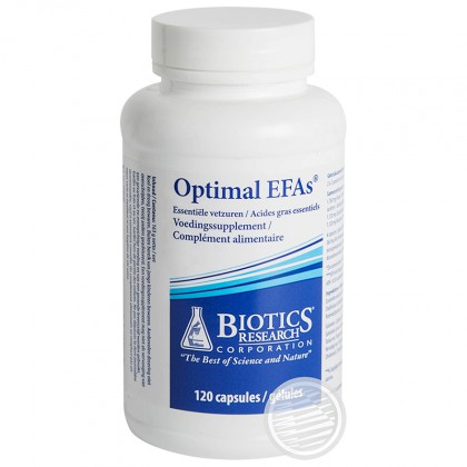 Optimal EFAs 120 Kps