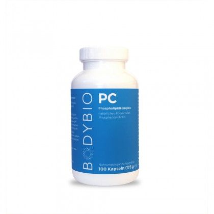 Phosphatidyl Choline aktives PC  100 Kps
