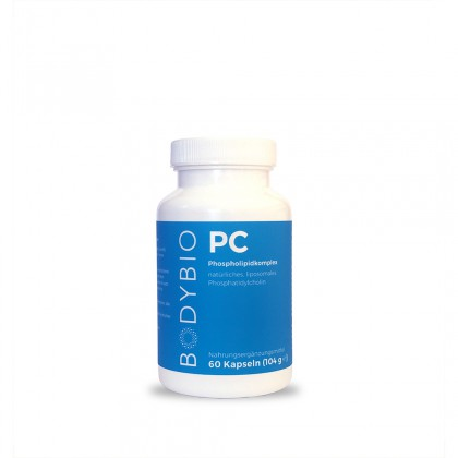 Phosphatidyl Choline aktives PC  60 Kps