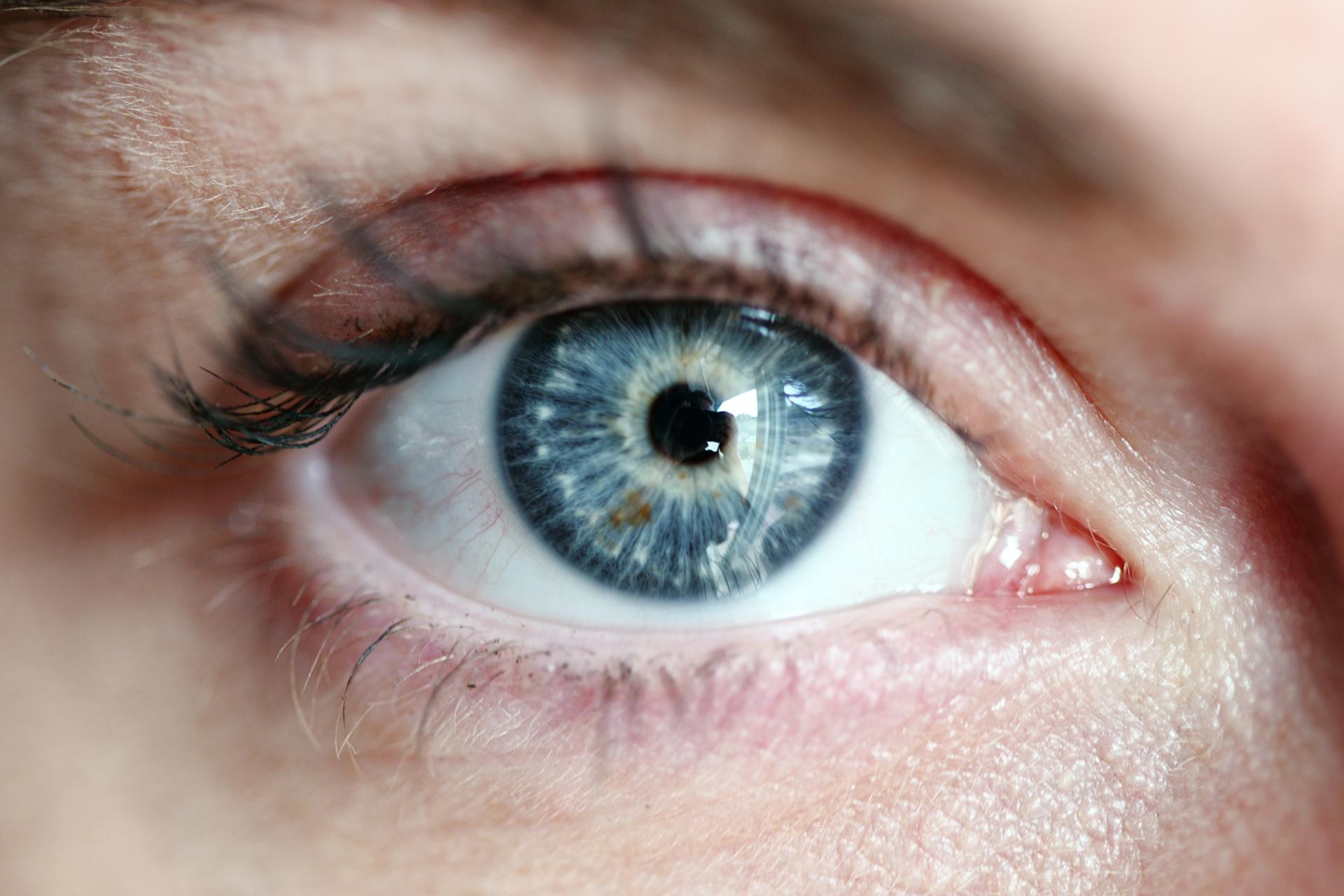 Mikronährstoffe für trockene Augen