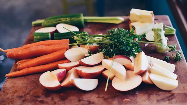 egane Ernährung kontra Mischkost bei Makro- und Mikronährstoffen