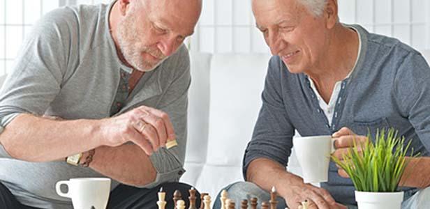 Höhere Konzentrationen von Omega-3-Fettsäuren konnten bei älteren Menschen die kognitiven Leistungen verbessern.
