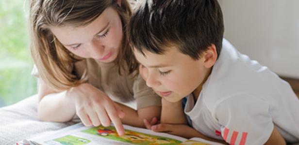 Die Ergänzung von Omega-3 und -6-Fettsäuren kann die Lesefähigkeit von Schulkindern verbessern.