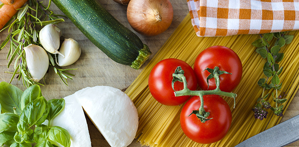 Die mediterrane Ernährung fördert die Gesundheit und trägt zur Prävention von Krankheiten bei, das ist in vielen Studien belegt.