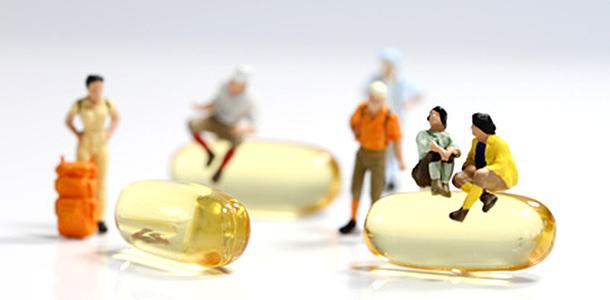 Omega-3-Fettsäuren - trotz Bekanntheit zu wenig genutzt