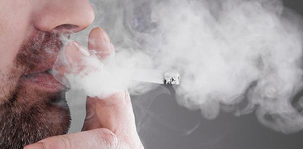 Rauchen ist der wichtigste Risikofaktor für die Entstehung der chronisch obstruktiven Lungenkrankheit (COPD).