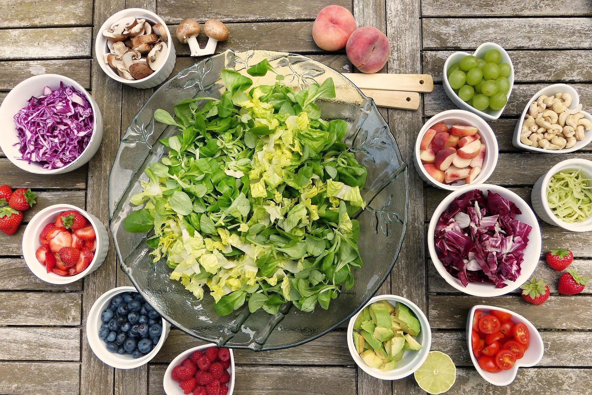 Mehr Obst und Gemüse bei Asthma