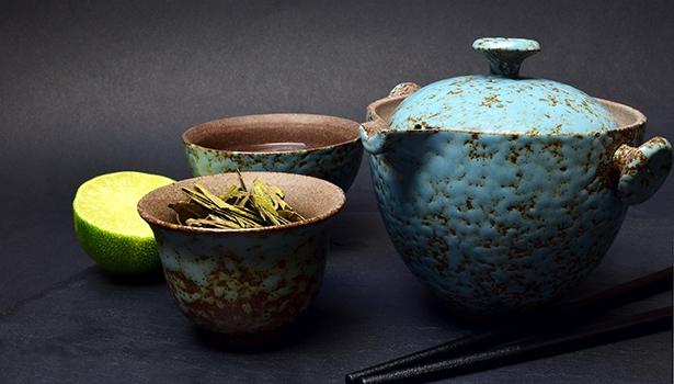 Grüner Tee kann zur Grippe-Vorbeugung beitragenv