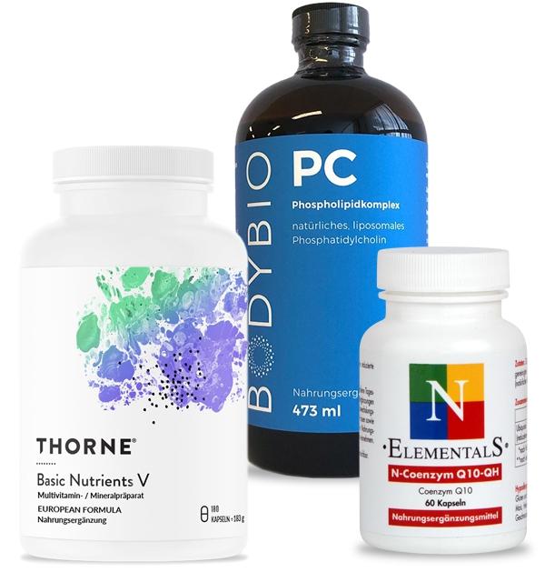 CentroSan - Exzellente Nährstoffe für die individuelle Nahrungsergänzung